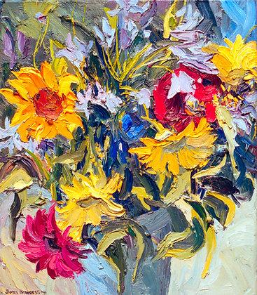 La Cancion de las Flores (1996)