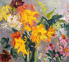 Doris' Garden (2001).jpg