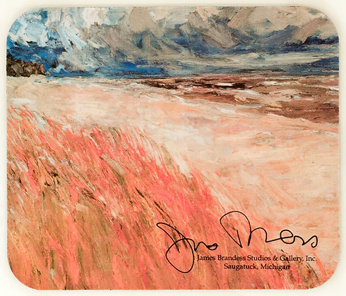 Autumn Dunes, Saugatuck (1993) Mouse Pad
