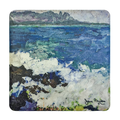 Coaster #2 - Kauai