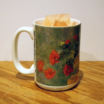 Early Spring Studio Geranium (2009) Mug