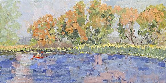 September on the River II (2017)