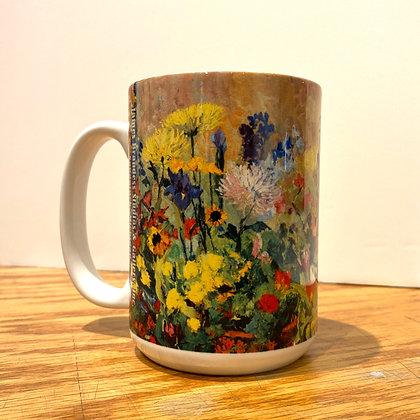 Spring Flowers in the Studio, Saugatuck, Michigan (2007) Mug