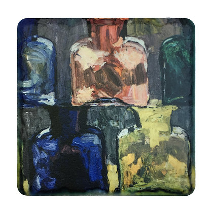 Coaster #1 - Blenko Glass
