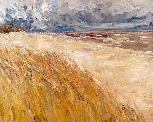 Autumn Dunes, Saugatuck (2000)