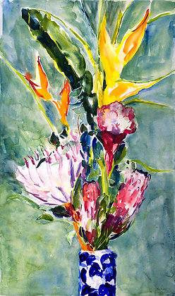 Tropical Bouquet 1 (2008)