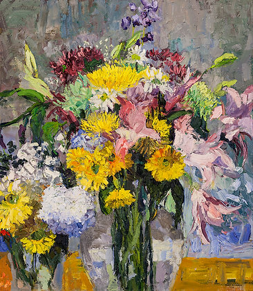 January Bouquet (2016)