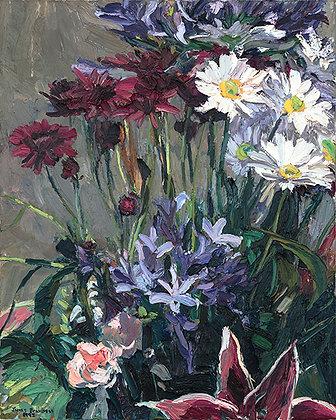 Lavender Bouquet (1995)