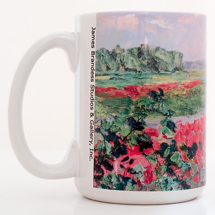 Summer Marsh, Saugatuck, Michigan (2005) Mug