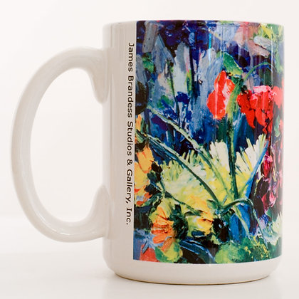 The Painter's Garden (1996) Mug