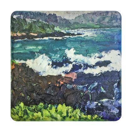 Coaster #1 - Kauai