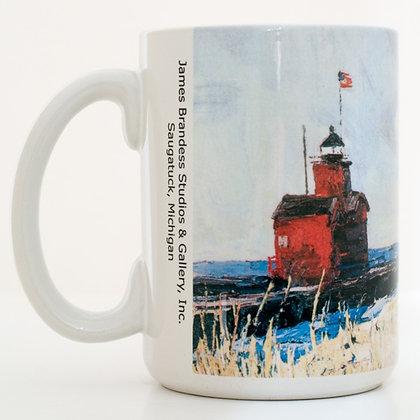 Big Red (1999) Mug