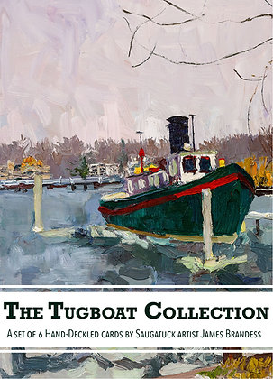 The Tugboat Collection (6)