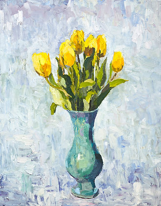 Yellow Tulips (2013)