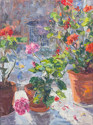 Geraniums in My Window (1999)