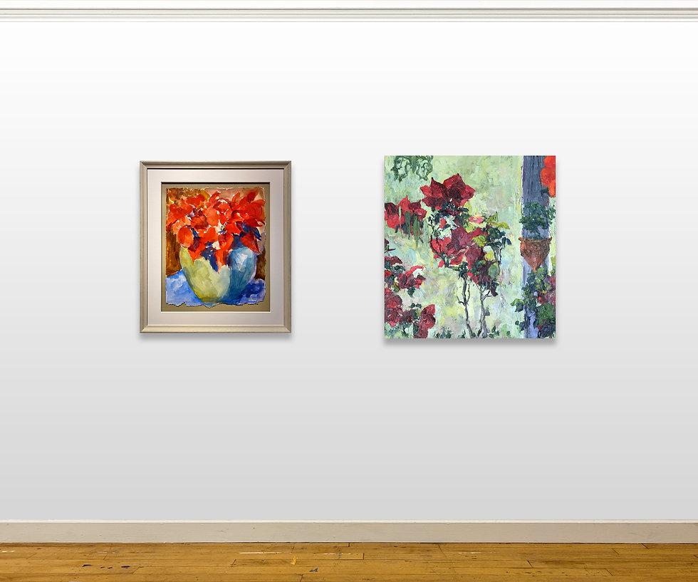 Wall - Poinsettia & Late Spring.jpg