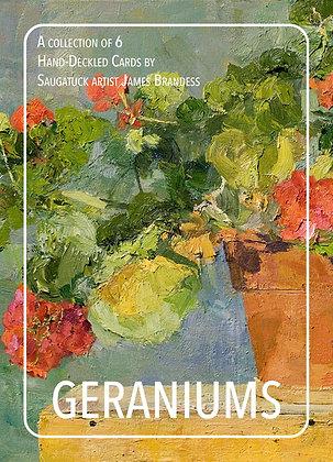 The Geranium Collection (6)