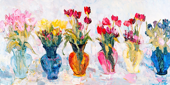 Winter Tulips (1998)
