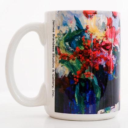 Christmas Bouquet Mug