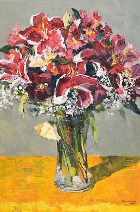 A Burgundy Bouquet (2008)