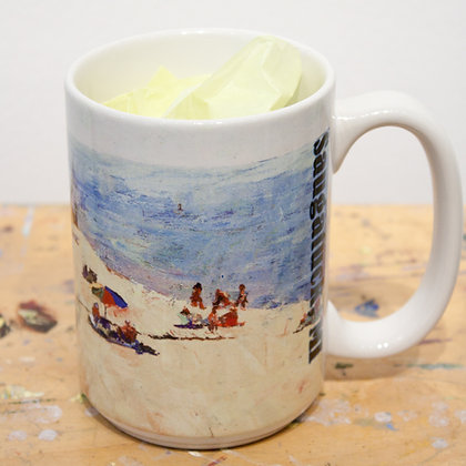 Oval Beach, Summer (2007) Mug