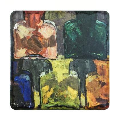 Coaster #2 - Blenko Glass