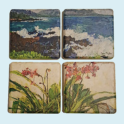 Kauai Coaster Set