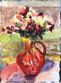 """""""A Blenko Bouquet"""""""