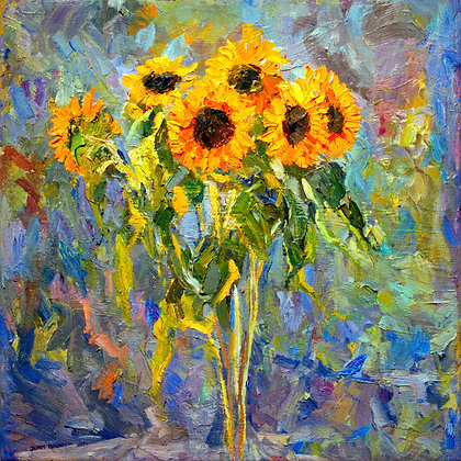 Sunflowers (1996)