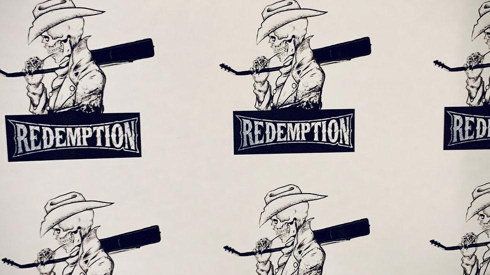 Redemption Temporary Tattoo