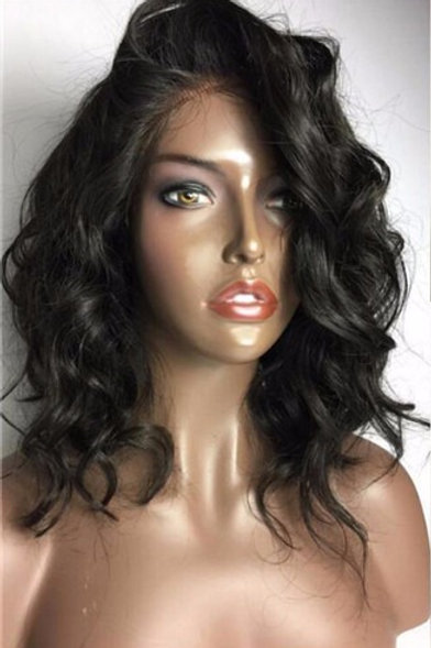Loose Wave Bob Frontal Wig