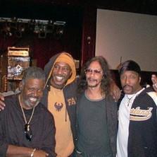 The Artist ONE, Buddy miles, Leon hendrix, Twins, Jimi Hendrix