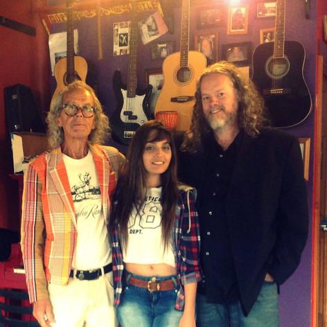 the Artist ONE, Boyd Grafmyre, Veronica Vitale, Spoonman
