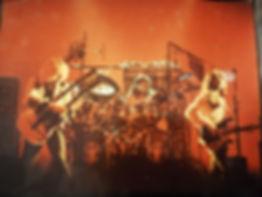 Rush 1978 Seattle Hemisphers Tour