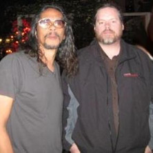 The Artist ONE, Leon Hendrix, Buddy Miles, Austin TX, RIP