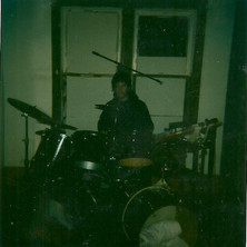 Malachi, the Artist ONE, Drums early years, High St, 1980's