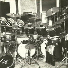 The Artist ONE, Drums 1980's