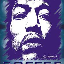 Hendrix Brothers Coffee Label