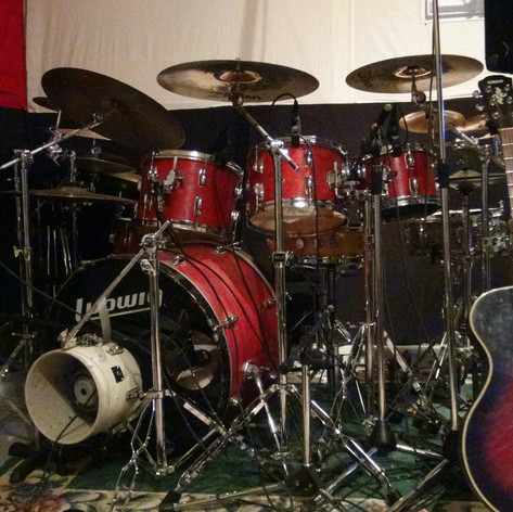 The Artist ONE, Drums, Waters Edge recordings