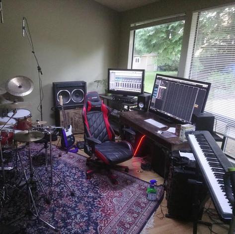 the Artist ONE, Christian Rock Drummer, Progressive Rock Drummer, WPK 2019, Creation Studios