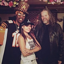The Artist ONE, Bootsy Collins, Veronica Vitale