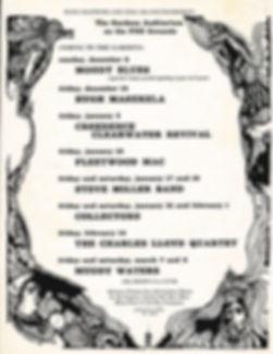 Boyd Grafmyre concerts PNE