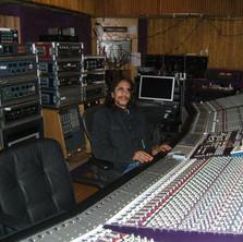 The Artist ONE, Jimi Hendrix, Leon hendrix, Ladyland Studios