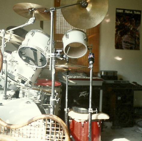 Drums, the Artist ONE, duplex, 1989