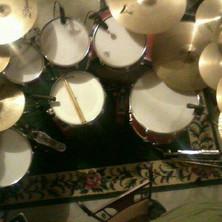the Artist ONE, Christian Rock Drummer, Progressive Rock Drummer, Rites of Passage V 2012