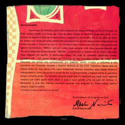 Carta de Milton Nascimento