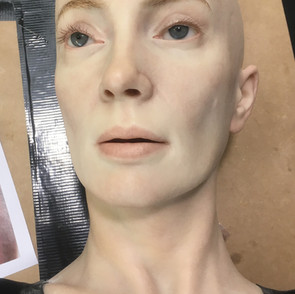 Hyper real silicone body double