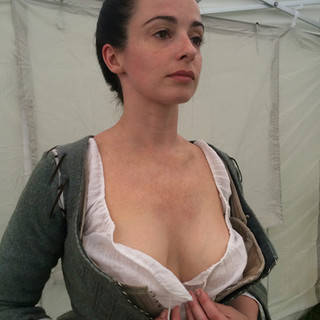 Fake breasts for lactating scene