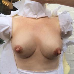 Fake breasts