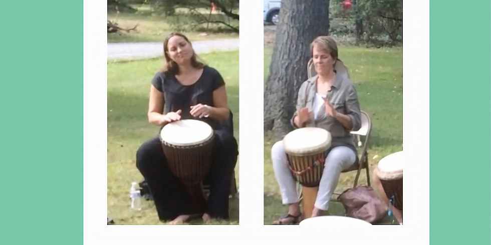 """""""Awakening the Sound of the Ancients: The Meditational Drum"""""""